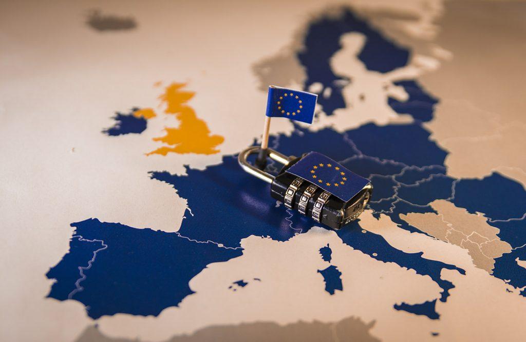 Reglamento europeo de protección de datos. Grupo Ekonomika. Protemin